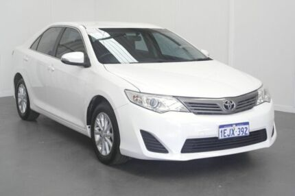 2014 Toyota Camry ASV50R Altise White 6 Speed Sports Automatic Sedan Rockingham Rockingham Area Preview
