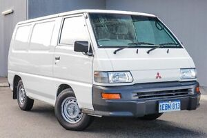 2012 Mitsubishi Express SJ MY12 SWB White 5 Speed Manual Van Osborne Park Stirling Area Preview