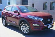 2018 Hyundai Tucson TL3 MY19 Active X AWD Gemstone Red 8 Speed Sports Automatic Wagon Pearce Woden Valley Preview