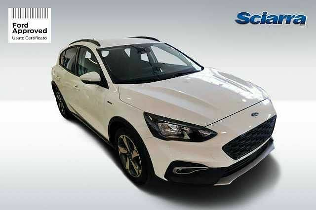 Ford Focus 1.0 EcoBoost 125 CV 5p. Active