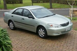 2002 Toyota Camry ACV36R Altise Silver Mist 4 Speed Automatic Sedan Blair Athol Port Adelaide Area Preview
