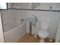En-suite room for let in professional apartment share in Birmingham City Centre