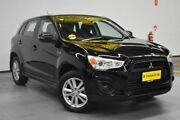 2013 Mitsubishi ASX XB MY13 2WD Black/Grey 6 Speed Constant Variable Wagon Brooklyn Brimbank Area Preview