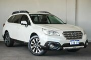 2015 Subaru Outback B6A MY15 2.5i CVT AWD White 6 Speed Constant Variable Wagon Bayswater Bayswater Area Preview