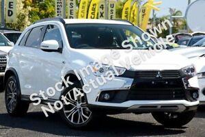 2016 Mitsubishi ASX XC MY17 LS 2WD White 6 Speed Constant Variable Wagon Ravenhall Melton Area Preview