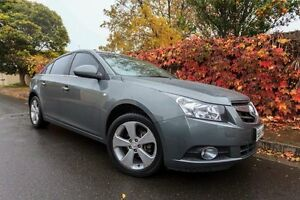 2010 Holden Cruze JG CDX Silver 6 Speed Sports Automatic Sedan Hove Holdfast Bay Preview