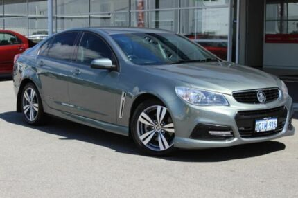 2013 Holden Commodore VF MY14 SS Grey 6 Speed Manual Sedan Osborne Park Stirling Area Preview