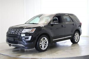 2016 Ford Explorer XLT 4WD *Heated Leather Seats-Back Up Camera-