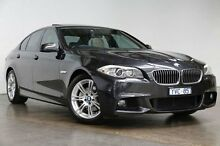 2011 BMW 520I F10 MY0911 Steptronic Grey 8 Speed Sports Automatic Sedan South Melbourne Port Phillip Preview