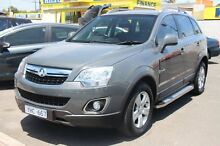 2011 Holden Captiva CG Series II 5 AWD Silk Grey 6 Speed Sports Automatic Wagon Heatherton Kingston Area Preview