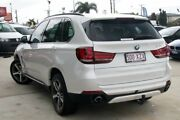 2014 BMW X5 F15 xDrive30d White 8 Speed Sports Automatic Wagon Kedron Brisbane North East Preview