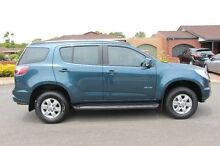 2013 Holden Colorado 7  Blue Sports Automatic Wagon Nailsworth Prospect Area Preview