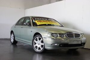 2002 Rover 75 Connoisseur Green 5 Speed Automatic Sedan Underwood Logan Area Preview
