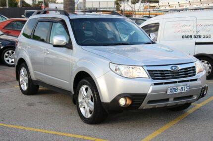 2009 Subaru Forester S3 MY09 XS AWD Premium Silver 4 Speed Sports Automatic Wagon Heatherton Kingston Area Preview