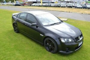 2010 Holden Commodore VE MY10 SS-V Black 6 Speed Automatic Sedan Maddington Gosnells Area Preview