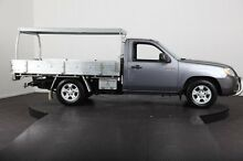 2008 Mazda BT-50 B2500 DX Grey 5 Speed Manual Cab Chassis Mulgrave Hawkesbury Area Preview