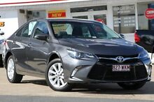 2015 Toyota Camry ASV50R Atara S Graphite 6 Speed Sports Automatic Sedan Woolloongabba Brisbane South West Preview