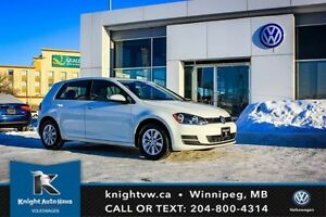 2015 Volkswagen Golf 5 Door Automatic 0.99% Financing Available
