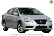 2014 Nissan Pulsar B17 ST Silver 1 Speed Constant Variable Sedan Burnie Area Preview