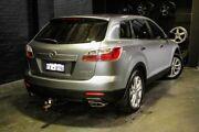 2011 Mazda CX-9 TB10A4 MY11 Luxury Grey 6 Speed Sports Automatic Wagon Perth Perth City Area Preview