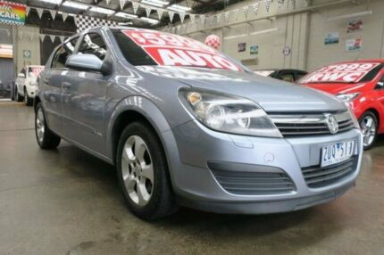 2005 Holden Astra AH CDX 4 Speed Automatic Hatchback