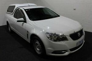 2015 Holden Ute VF MY15 Ute White 6 Speed Sports Automatic Utility Glenorchy Glenorchy Area Preview