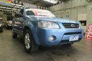 2005 Ford Territory SX TS (RWD) 4 Speed Auto Seq Sportshift Wagon Mordialloc Kingston Area Preview