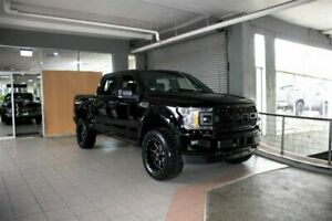 2019 Ford F150 SUPERCREW RAPTOR Shadow Black Automatic 4 X 4 DOUBLE CAB UTILITY Thornleigh Hornsby Area Preview