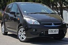 2009 Mitsubishi Colt RG MY08 VR-X  Continuous Variable Hatchback Port Adelaide Port Adelaide Area Preview
