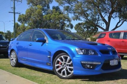 2011 Holden Special Vehicles Clubsport E Series 3 R8 Blue 6 Speed Manual Sedan Wangara Wanneroo Area Preview