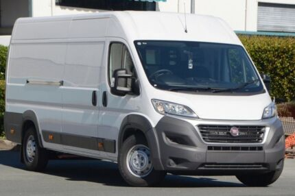2014 Fiat Ducato Series 4 Mid Roof XLWB Comfort-matic White 6 Speed Sports Automatic Single Clutch V Acacia Ridge Brisbane South West Preview