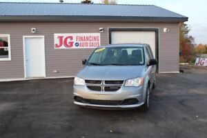2015 Dodge Grand Caravan Canada Value Package Canada Value Packa