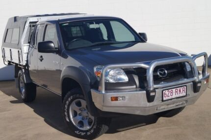 2007 mazda bt50 dx 4x4 turbo diesel single cab ute cars vans 2010 mazda bt 50 uny0e4 dx freestyle grey 5 speed manual utility fandeluxe Image collections