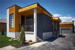 Modern Design Bungalow With 3 Bedrooms & 2 Baths