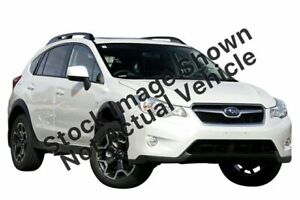 2014 Subaru XV G4X MY14 2.0i-L Lineartronic AWD White Pearl 6 Speed Constant Variable Wagon Christies Beach Morphett Vale Area Preview