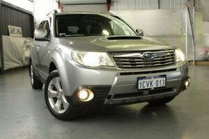 2008 Subaru Forester S3 MY09 XT AWD Premium Silver 5 Speed Manual Wagon