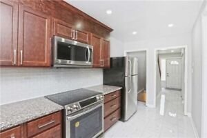 Absolutely Fantastic Fully Renovated TownHouse@Bramalea/Queen