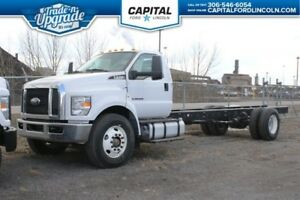 2017 FORD TRUCK S-DTY F-750