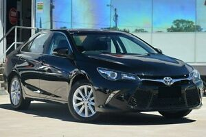 2015 Toyota Camry ASV50R Atara S Eclipse Black 6 Speed Sports Automatic Sedan Old Guildford Fairfield Area Preview