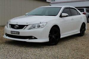 2016 Toyota Aurion GSV50R MY15 Sportivo Diamond White 6 Speed Automatic Sedan Windradyne Bathurst City Preview
