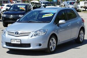 2012 Toyota Corolla Blue Automatic Hatchback Greenacre Bankstown Area Preview