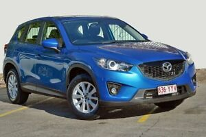 2013 Mazda CX-5 KE1021 Maxx SKYACTIV-Drive AWD Sport Blue 6 Speed Sports Automatic Wagon Kedron Brisbane North East Preview