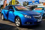 2011 Holden Cruze JG CDX Blue 6 Speed Sports Automatic Sedan Ringwood East Maroondah Area Preview