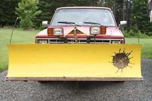 7.5 Fisher plow