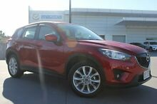 2014 Mazda CX-5 KE1022 Akera SKYACTIV-Drive AWD Soul Red 6 Speed Sports Automatic Wagon Maroochydore Maroochydore Area Preview