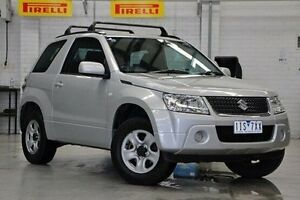 2011 Suzuki Grand Vitara JB MY09 Silver 5 Speed Manual Hardtop Doncaster Manningham Area Preview