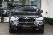 2017 BMW X6 F16 xDrive30d Coupe Steptronic Black 8 Speed Sports Automatic Wagon Doncaster Manningham Area Preview