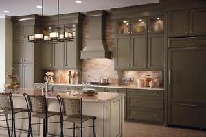 EnjoyHome -100% Maple Cabinets 50% OFF, FREE Installation ONLY IN JUNE +Granite & Quartz Sales Installed From $45/SF