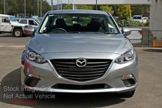 Mazda 3 2014 Silver Sedan