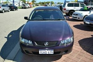 2003 Holden Commodore Ute VY S Pak  Purple 4 Speed Automatic Utility East Rockingham Rockingham Area Preview